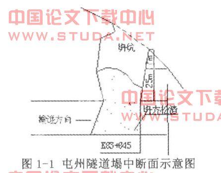 浅谈上海至瑞丽高速公路贵州境三穗至凯里屯州隧道K83+858~+845段通天塌方处理方案