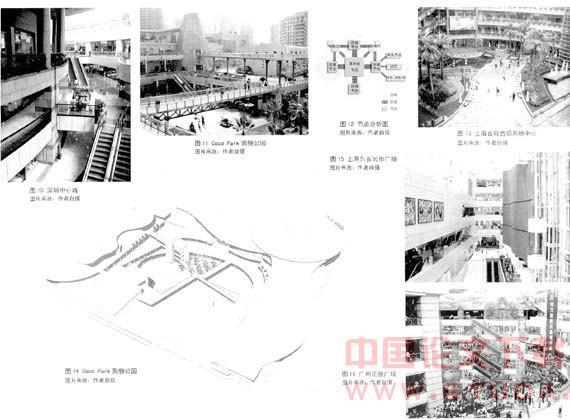大型商业建筑空间形态的社区化研究