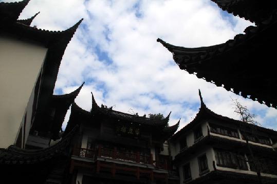 上海城隍庙介绍,那街那庙那弄堂